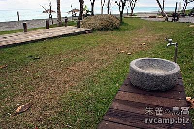 台東長濱浪花蟹營地 @營地探勘