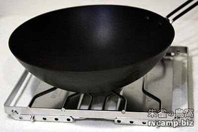 CAMP LAND 折疊式不鏽鋼多用途鍋架 (五段高度調整)