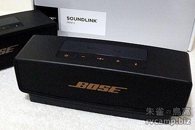 BOSE SoundLink Mini2 無線揚聲器 (全音域藍牙喇叭)